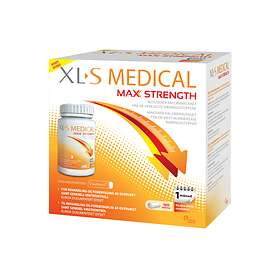 XLS Medical Max Strength 120 Tabletter