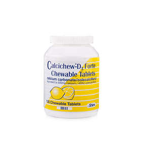 Shire Calcichew D3 Forte Chewable 100 Tablets