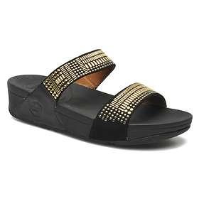 07fe48ce9a8 Find the best price on FitFlop Aztek Chada Slide (Women s ...