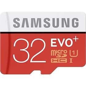 Samsung Evo+ microSDHC Class 10 UHS-I 32GB