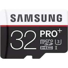 Samsung Pro+ microSDHC Class 10 UHS-I Class 3 32GB