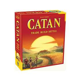 Mayfair Games Catan (2015 Refresh Edition)