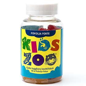 Acrilex Kids Zoo Fish Oil Forte 90 Kapslar