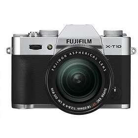 Fujifilm X-T10 + 18-55/2.8-4.0 OIS