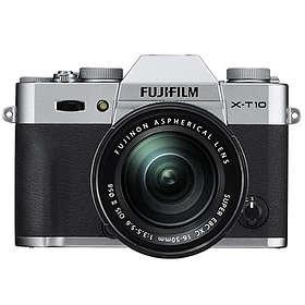 Fujifilm X-T10 + 16-50/3.5-5.6