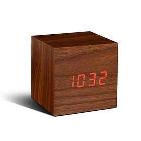 Gingko Maxi Cube Click Clock