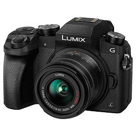Panasonic Lumix DMC-G7 + 14-42/3,5-5,6 OIS