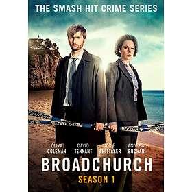 Broadchurch - Säsong 1