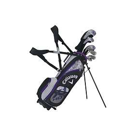 Callaway XJ Hot Junior Girls (5-8 Yrs) with Carry Stand Bag