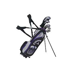 Callaway XJ Hot Junior Girls (9-12 Yrs) with Carry Stand Bag