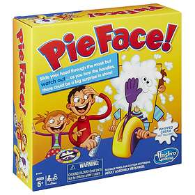 Rocket Games Pie Face