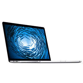 Apple MacBook Pro - 2,2GHz QC 16GB 256GB 15""