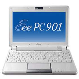 Asus Eee PC 901 - 1,6GHz 1GB 20GB 8,9""