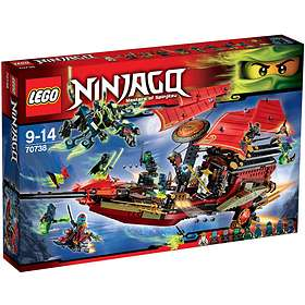 LEGO Ninjago 70738 Final Flight of Destiny's Bounty
