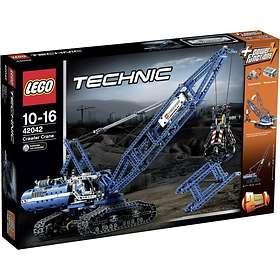 LEGO Technic 42042 Banddriven Lyftkran
