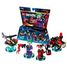 LEGO Dimensions 71229 Joker and Harley Quinn Team Pack