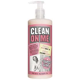 Soap & Glory Clean On Me Shower Gel 500ml
