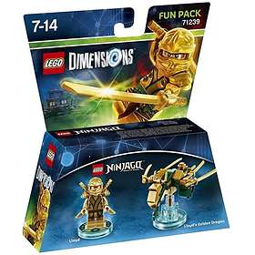 LEGO Dimensions 71239 Ninjago Lloyd Fun Pack