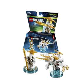 LEGO Dimensions 71234 Sensei Wu Fun Pack