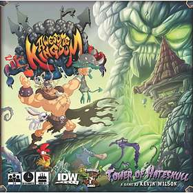 Pandasaurus Games Awesome Kingdom: The Tower of Hateskull