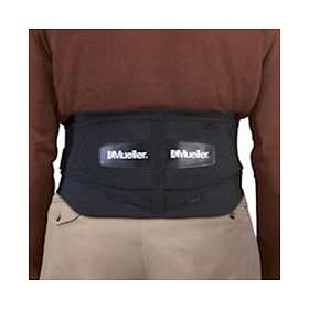 Mueller Lumbar Support Back Brace with Pad