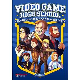 Plaid Hat Games Video Game High School