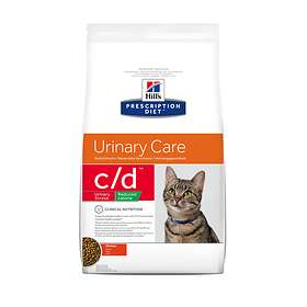 Hills Feline Prescription Diet CD Urinary Care Stress Reduced Calorie 8kg