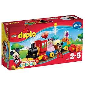 LEGO Duplo 10597 Musse och Mimmis Födelsedagsparad