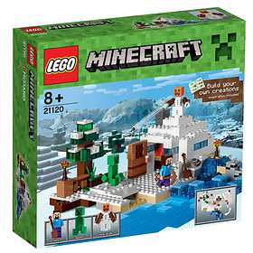 LEGO Minecraft 21120 Gömstället i Snön