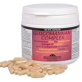 Natur Drogeriet Glucomannan Complex 360 Kapsler