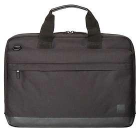 """Knomo Turin Slim Laptop Briefcase 14"""""""