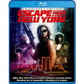 Escape From New York - Collector's Edition (US)