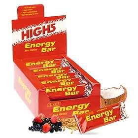 High5 Energy Bar 60g 25stk