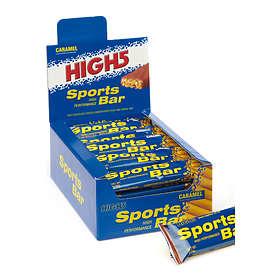 High5 Sports Bar 55g 25pcs