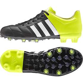 f6a93f245 Find the best price on Adidas Ace 15.1 Leather FG/AG (Jr) | PriceSpy ...