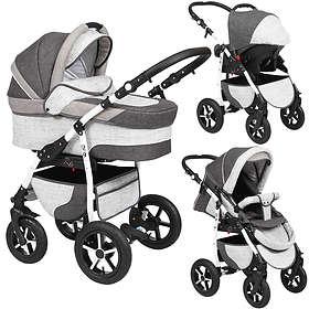 Baby Merc Q9 3in1 (Travel System)