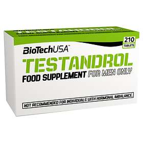 BioTech USA Testandrol 210 Tablets