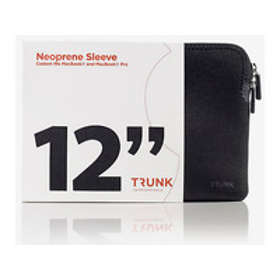 Trunk Sleeve MacBook 12""