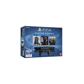 Sony PlayStation 4 500Go - Player Bundle 2