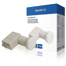 Valueline Universal Twin LNB