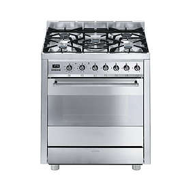 SMEG C7GPX8 (Stainless Steel)