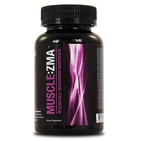 Self Omninutrition Muscle ZMA 120 Kapslar