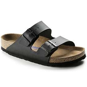 Birkenstock Arizona Soft Footbed Leather (Unisex)
