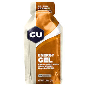 GU Energy Gel Caffeinated + Electrolytes 32g
