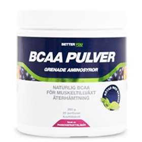 Better You BCAA 0,25kg