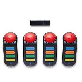 Sony Wireless Buzzers (PS2/PS3)