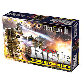 Hasbro Risk: Doctor Who - The Dalek Invasion of Earth