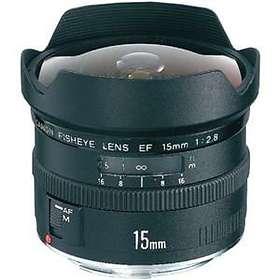Canon EF 15/2,8 Fisheye