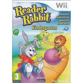 Reader Rabbit: Kindergarten (Wii)