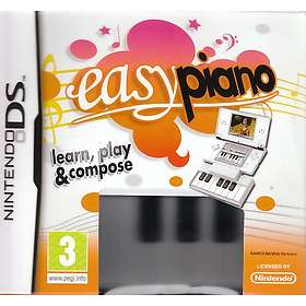Easy Piano (incl. Keyboard) (DS)
